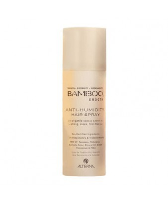 Bamboo Smooth Anti-Humidity Hair Spray 213gr