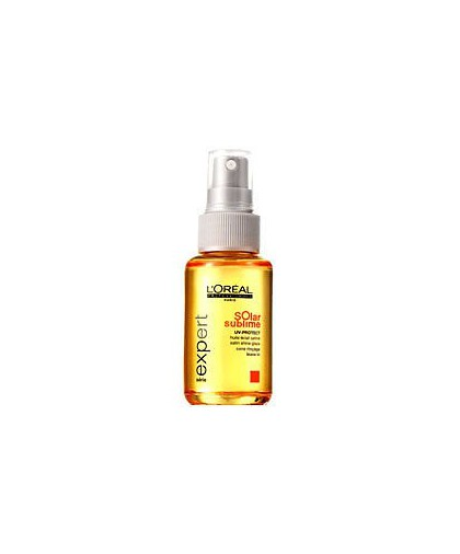 Olio Splendore e Setosità Solar Sublime 50ml