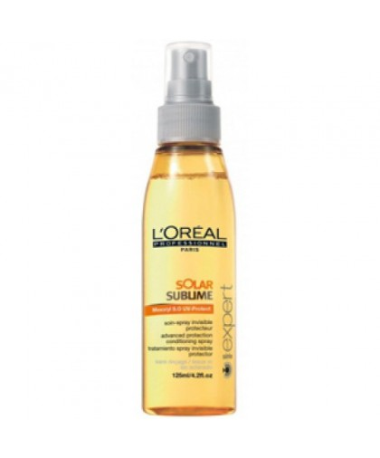 Olio Spray Invisibile Solar Sublime 125ml