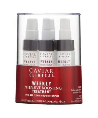 Caviar Clinical Weekly Intensive Boosting Treatment 6 X 7ml