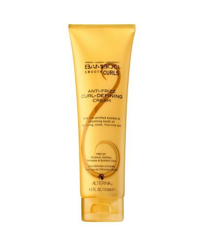 Bamboo Smooth Curls Anti-Frizz Defining Cream 133ml