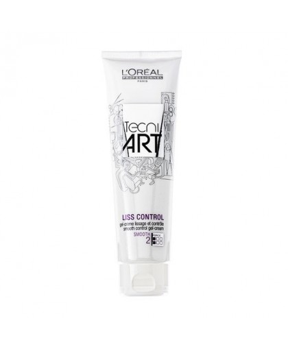 TNA Liss Control Gel-Cream 150ml